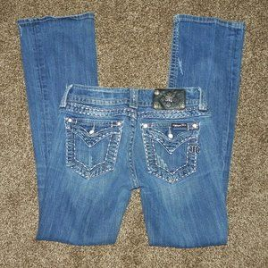 Miss Me 27 Boot Jeans